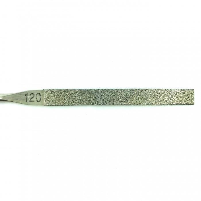 Надфиль плоский тип. Taper 150х3 120