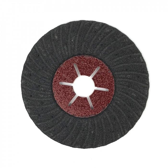 Корундовый шлиф. диск D127 ZEC Semiflex 80