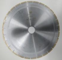 Отрезной диск D450*90, H7, мрамор, бесшумный