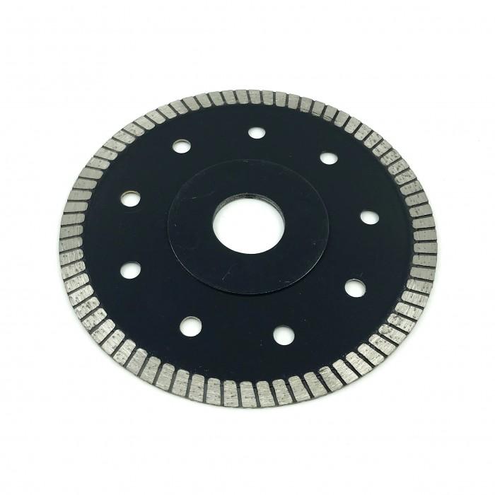 Отрезной диск D115*1.2*7 22.2, CCG тонкий, турбо, по граниту Sorma