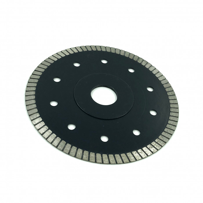 Отрезной диск D125*1.2*7 22.2, CCG тонкий, турбо, по граниту Sorma