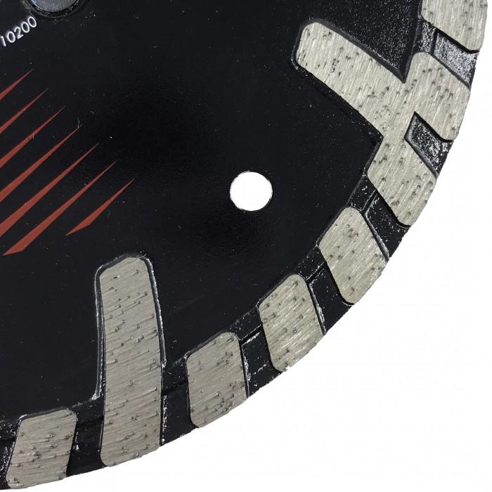 Отрезной диск D150*2,2*8 M14 с фланцем, NTP турбо с протектором по граниту Sorma
