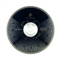 Отрезной диск D230*2,4*8 22.2 с фланцем, DS турбо по граниту Sorma