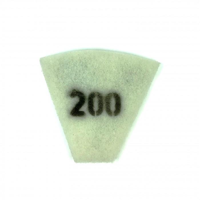 УниPad extra сегменты полировальные 200