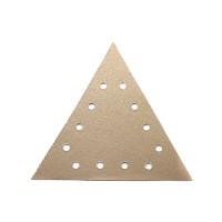 Комплект треугольных фибродисков 300х250 зерн. 60