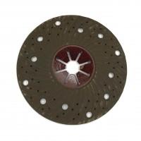 Корундовый шлиф. диск D178 ZEC Semiflex 180