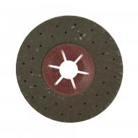 Корундовый шлиф. диск D127 ZEC Semiflex 150
