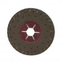 Корундовый шлиф. диск D127 ZEC Semiflex 220
