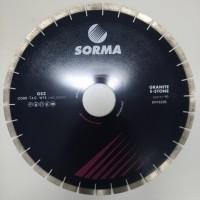 Отрезной диск D500*90, H15, гранит, бесшумный