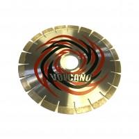 Отрезной сегментный диск D350х50х15 по мрамору