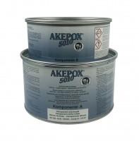 Клей AKEPOX 5010 комп. A 1,5кг. Прозрачный молочный