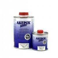 Эпоксидный клей AKEPOX 1005 1,25 кг. прозрачный бесцветный