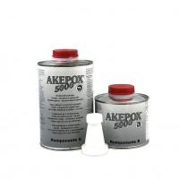 Эпоксидный клей AKEPOX 5000  1,5кг. прозрачный бесцветный