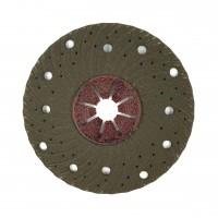 Корундовый шлиф. диск D178 ZEC Semiflex 150