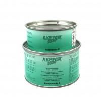 Эпоксидный клей AKEPOX 2030  3кг. Серо-зеленый