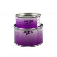 Эпоксидный клей AKEPOX 2040  3,75кг. Светло-серый
