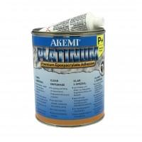 Клей Platinum epoxyacrylate желеобразный, прозрачно-молочный 900 мл
