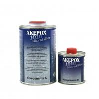 Эпоксидный клей Akepox 1016 прозрачный 1 кг.