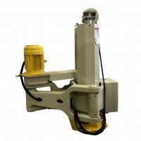 Станок коленно-рычажный ms-2600 с механическим прижимом