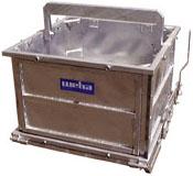 Разборный контейнер 1000х1000х700