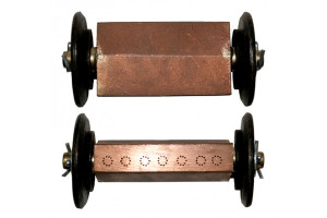 Газовая горелка для термообработки гранита 100 мм