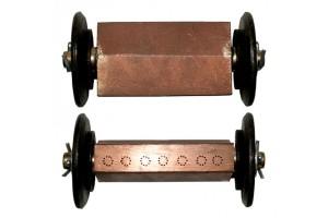 Газовая горелка для термообработки гранита 120 мм