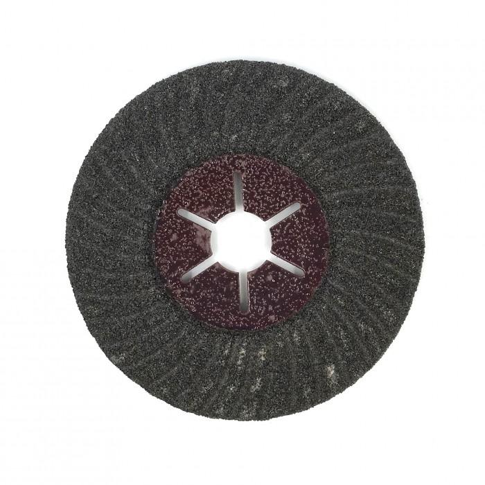 Корундовый шлиф. диск D127 ZEC Semiflex 50