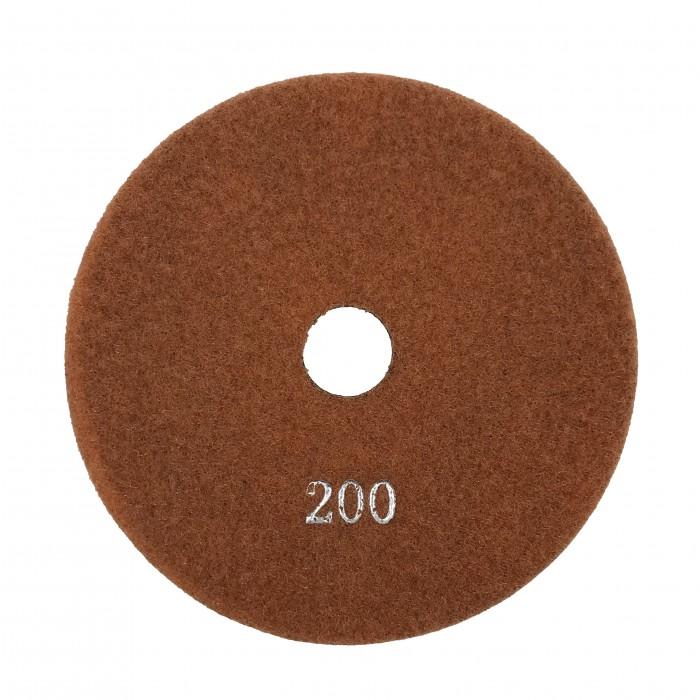 X100WC00200 Черепашки с водой, бетон D100 зер. 200