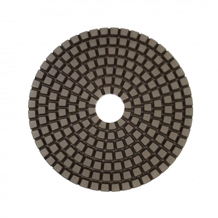 Гибкие шлифовальные диски с подачей воды D100 зерн. 200 ERKA