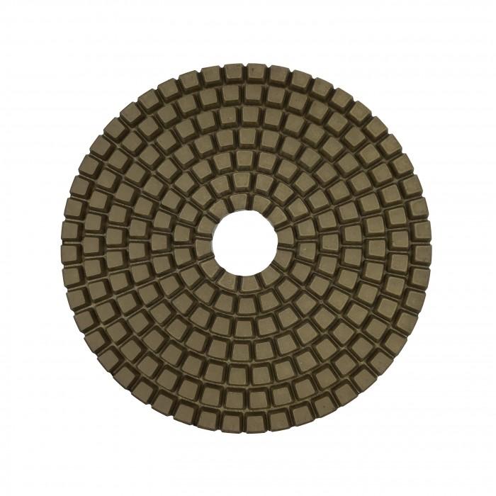 Гибкие шлифовальные диски с подачей воды D100 зерн. 800 ERKA
