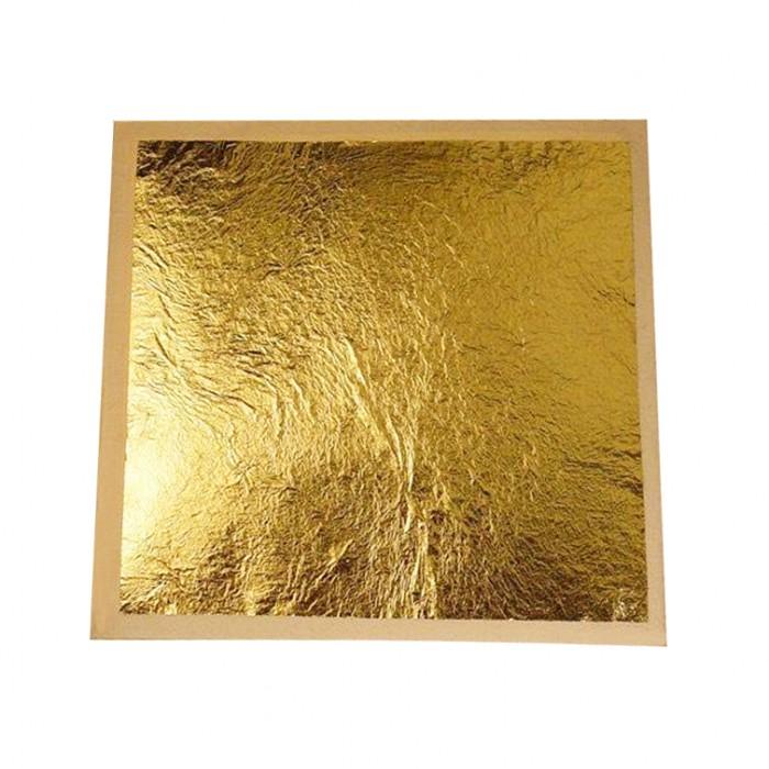 Золото сусальное 3ЛСРМ 96-3 КН.0,233*10*91,5