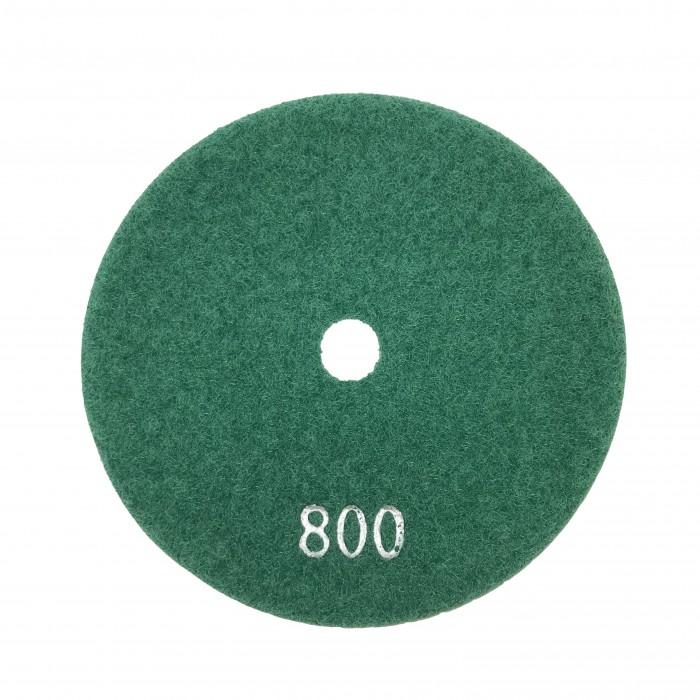 X100W00800 Черепашки с подачей  воды D100 зер. 800