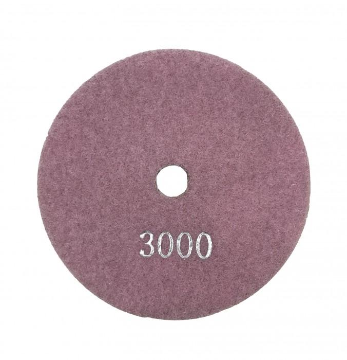 X100W03000 Черепашки с подачей  воды D100 зер.3000