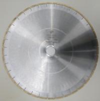 Отрезной диск D500*90, H7, мрамор, бесшумный