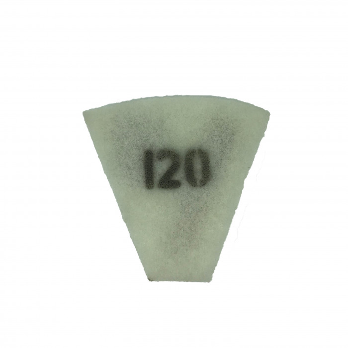 УниPad extra сегменты полировальные 120