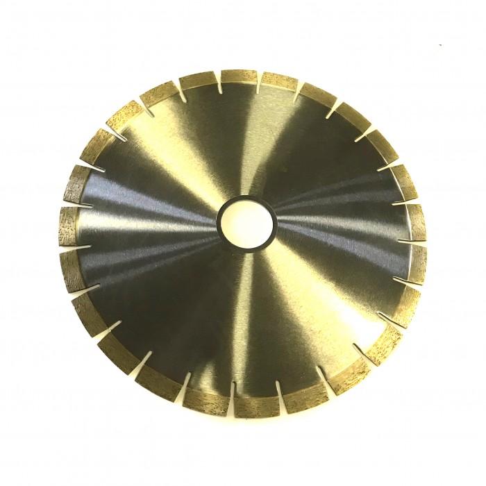 Отрезной сегментный диск по граниту D350х50х15