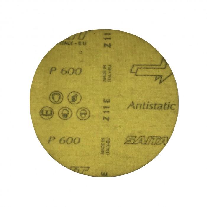 Фибродиск 115 мм Велкро № 600