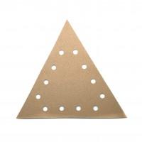 Комплект треугольных фибродисков 300х250 зерн. 100