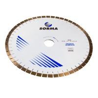 Отрезной диск D500*25*3,6  60/50, H20, кварцит/гранит, бесшумный